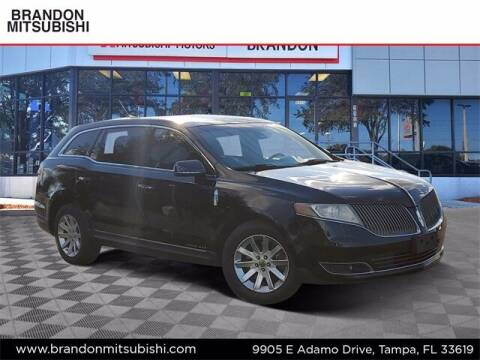 2014 Lincoln MKT Town Car for sale at Brandon Mitsubishi in Tampa FL