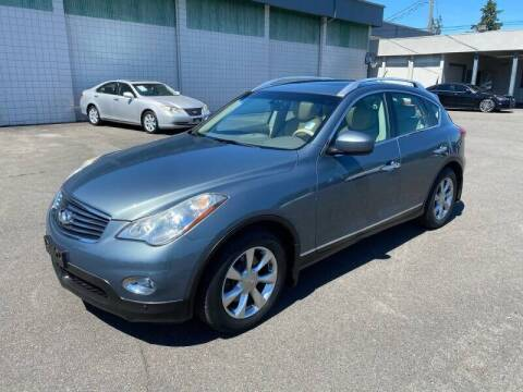 2008 Infiniti EX35 for sale at TacomaAutoLoans.com in Lakewood WA