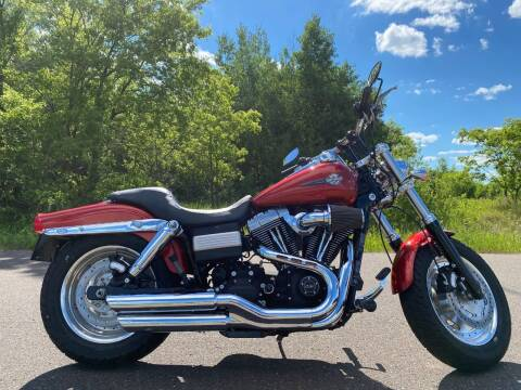 2013 Harley-Davidson DYNA FAT BOB for sale at Sand's Auto Sales in Cambridge MN