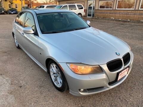 2010 BMW 3 Series for sale at Truck City Inc in Des Moines IA