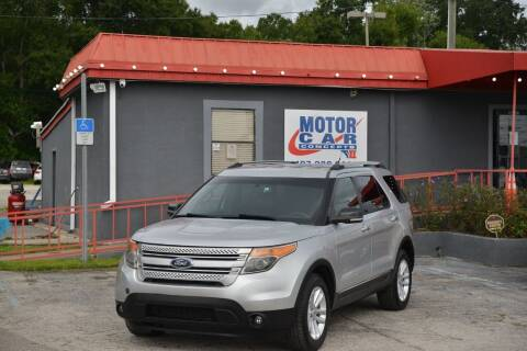 2013 Ford Explorer for sale at Motor Car Concepts II - Kirkman Location in Orlando FL