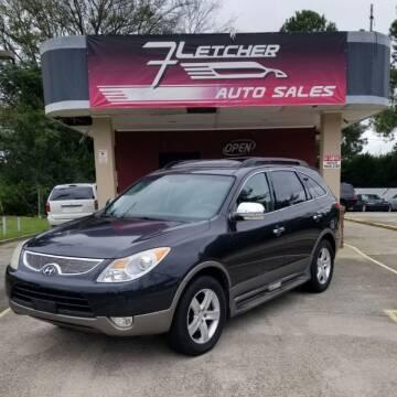 2008 Hyundai Veracruz for sale at Fletcher Auto Sales in Augusta GA