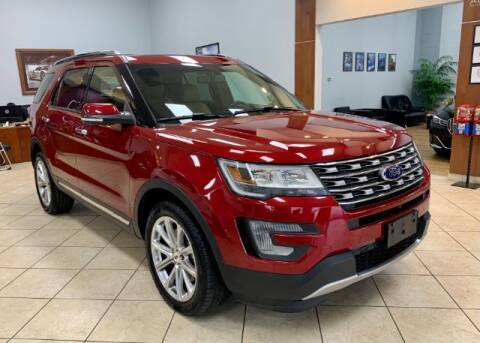 2016 Ford Explorer for sale at Adams Auto Group Inc. in Charlotte NC