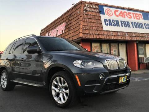 2013 BMW X5 for sale at CARSTER in Huntington Beach CA
