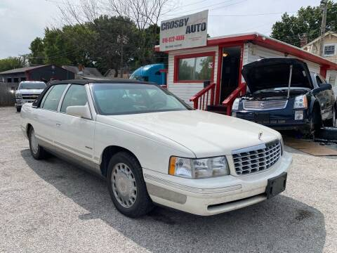 1998 Cadillac DeVille for sale at Crosby Auto LLC in Kansas City MO