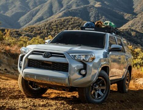 2021 Toyota 4Runner for sale at Diamante Leasing in Brooklyn NY
