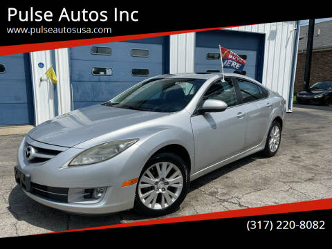 2010 Mazda MAZDA6 for sale at Pulse Autos Inc in Indianapolis IN
