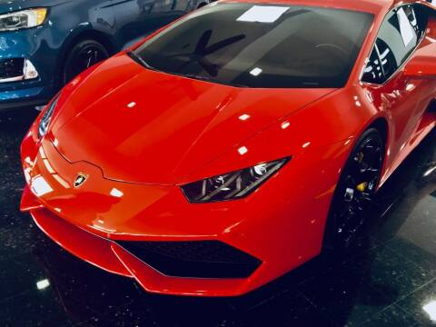 2015 Lamborghini Huracan for sale at Suncoast Sports Cars and Exotics in West Palm Beach FL