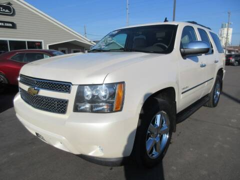 2013 Chevrolet Tahoe for sale at Dam Auto Sales in Sioux City IA
