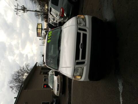 2004 Ford Explorer Sport Trac for sale at Roy's Auto Sales in Harrisburg PA