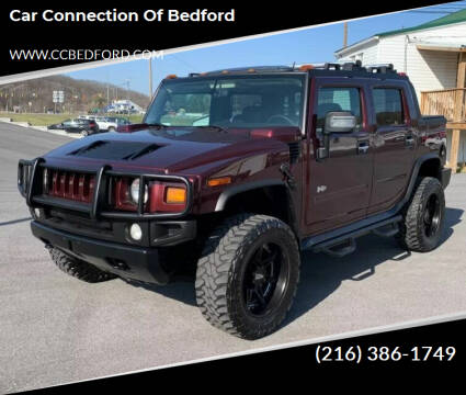 2006 HUMMER H2 SUT for sale at Car Connection of Bedford in Bedford OH