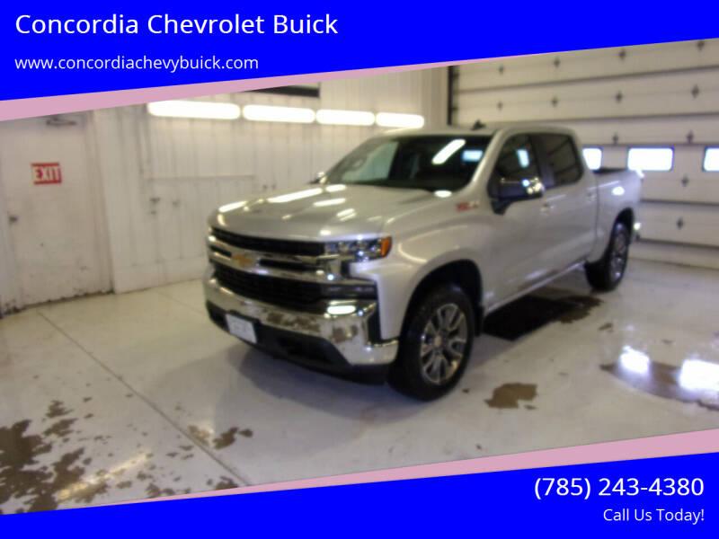 2021 Chevrolet Silverado 1500 for sale at Concordia Chevrolet Buick in Concordia KS