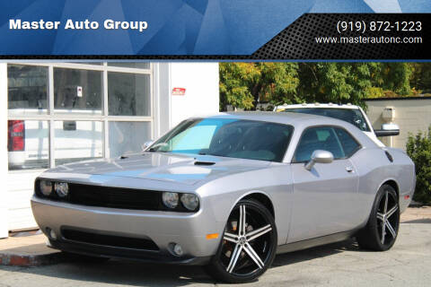 2014 Dodge Challenger for sale at Master Auto Group in Raleigh NC