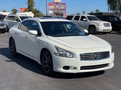 2014 Nissan Maxima for sale at Brown & Brown Auto Center in Mesa AZ