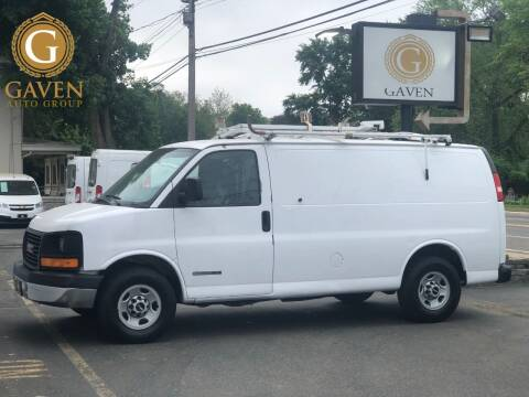 2005 GMC Savana Cargo for sale at Gaven Auto Group in Kenvil NJ