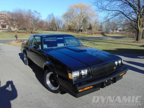 1987 Buick Regal for sale at SW Dynamic Motorsports in Garland TX