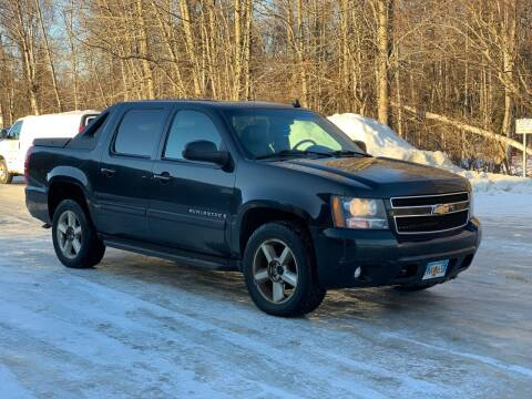 2007 Chevrolet Avalanche for sale at Freedom Auto Sales in Anchorage AK