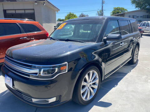 2013 Ford Flex for sale at Allstate Auto Sales in Twin Falls ID