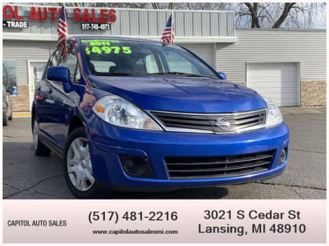 2011 Nissan Versa for sale at Capitol Auto Sales in Lansing MI