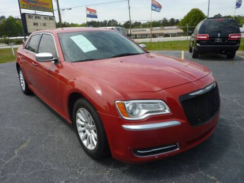2013 Chrysler 300 for sale at Roswell Auto Imports in Austell GA