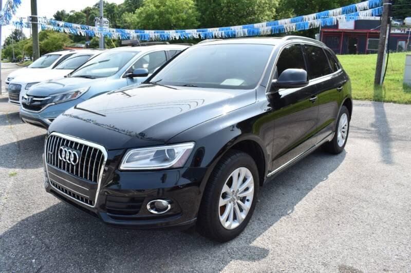 2013 Audi Q5 for sale at Gamble Motor Co in La Follette TN