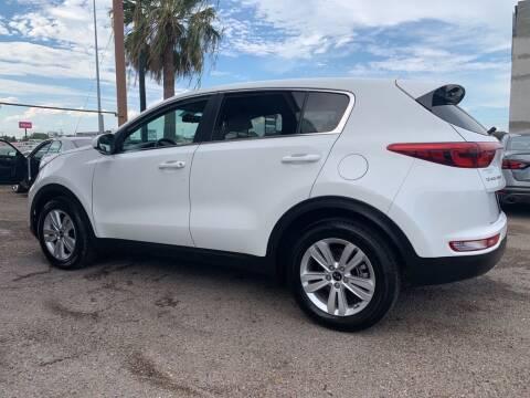 2019 Kia Sportage for sale at Primetime Auto in Corpus Christi TX