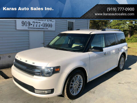 2016 Ford Flex for sale at Karas Auto Sales Inc. in Sanford NC