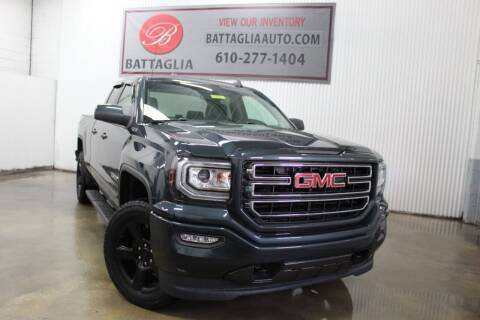 2017 GMC Sierra 1500 for sale at Battaglia Auto Sales in Plymouth Meeting PA
