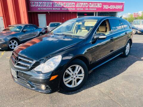 2009 Mercedes-Benz R-Class for sale at LUXURY IMPORTS AUTO SALES INC in North Branch MN