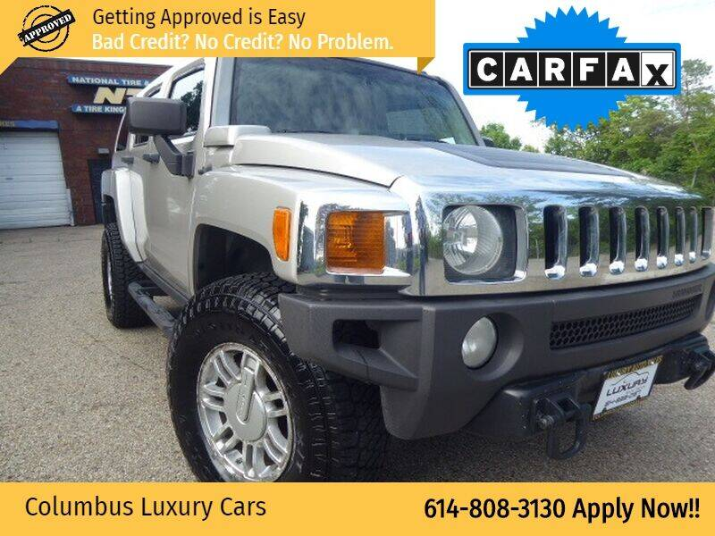 2006 HUMMER H3 for sale at Columbus Luxury Cars in Columbus OH