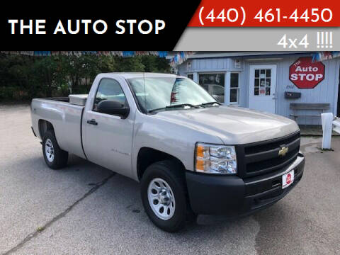 2009 Chevrolet Silverado 1500 for sale at The Auto Stop in Painesville OH