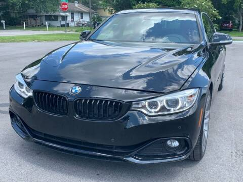 2016 BMW 4 Series for sale at Consumer Auto Credit in Tampa FL
