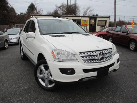 2008 Mercedes-Benz M-Class for sale at Unlimited Auto Sales Inc. in Mount Sinai NY