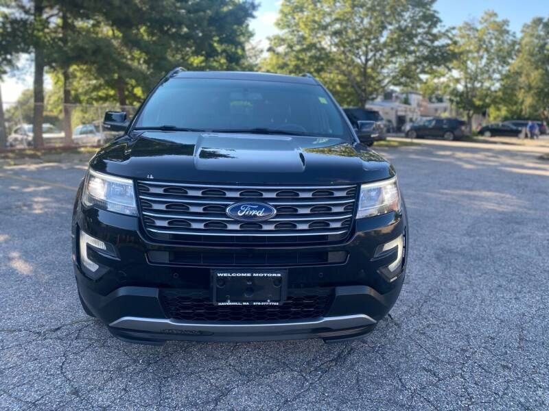 2016 Ford Explorer for sale at Welcome Motors LLC in Haverhill MA