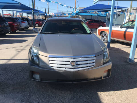 2006 Cadillac CTS for sale at Autos Montes in Socorro TX