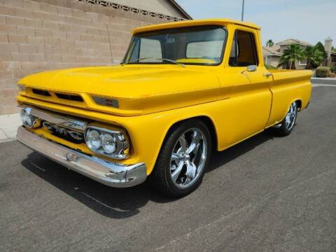 1965 GMC C/K 1500 Series for sale at Classic Car Deals in Cadillac MI