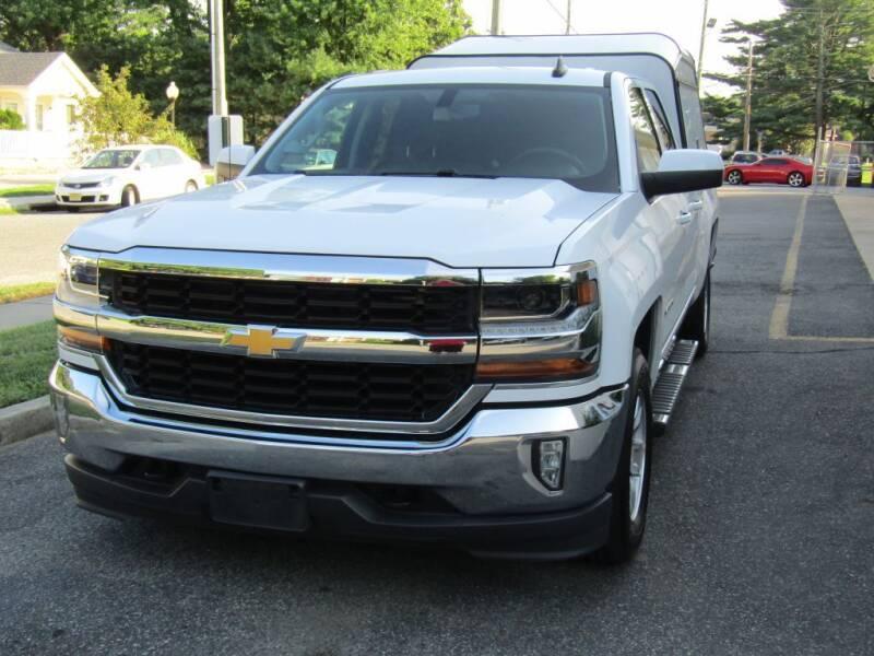 2018 Chevrolet Silverado 1500 for sale at Homer Ave Automotive in Pleasantville NJ