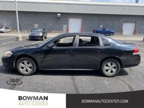 2010 Chevrolet Impala for sale at Bowman Auto Center in Clarkston MI