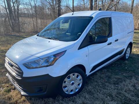 2021 Ford Transit Connect Cargo for sale at Kenny Vice Ford Sales Inc - New Inventory in Ladoga IN