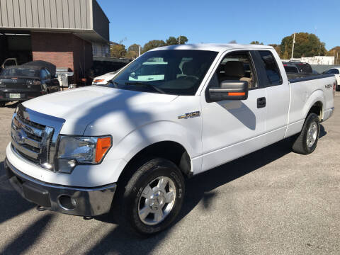 2011 Ford F-150 for sale at East Memphis Auto Center in Memphis TN
