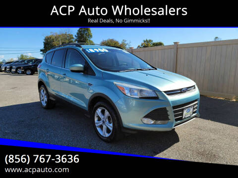 2013 Ford Escape for sale at ACP Auto Wholesalers in Berlin NJ