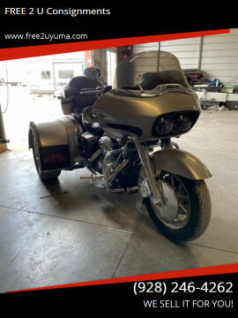 2007 Harley-Davidson Road Glide for sale at FREE 2 U Consignments in Yuma AZ