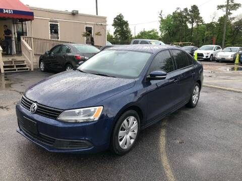2014 Volkswagen Jetta for sale at Saipan Auto Sales in Houston TX