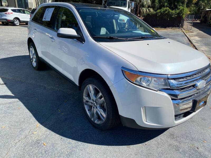 2013 Ford Edge for sale at D & D Auto Sales in Valdosta GA