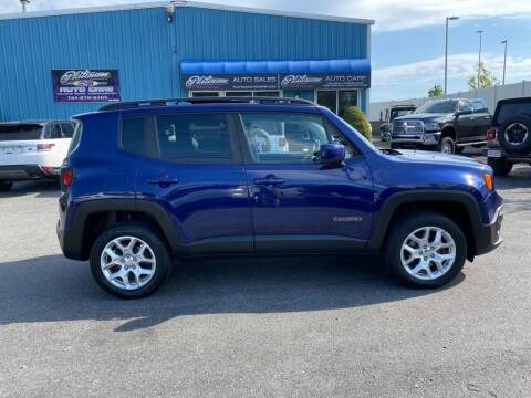 2016 Jeep Renegade for sale at Platinum Auto in Abington MA