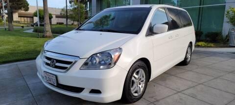 2007 Honda Odyssey for sale at Top Motors in San Jose CA