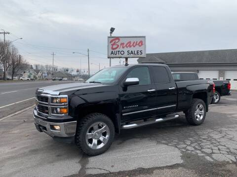2014 Chevrolet Silverado 1500 for sale at Bravo Auto Sales in Whitesboro NY