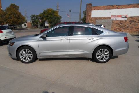 2019 Chevrolet Impala for sale at Paris Fisher Auto Sales Inc. in Chadron NE