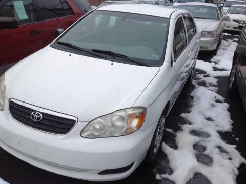2008 Toyota Corolla for sale at Perez Auto Group LLC -Little Motors in Albany NY