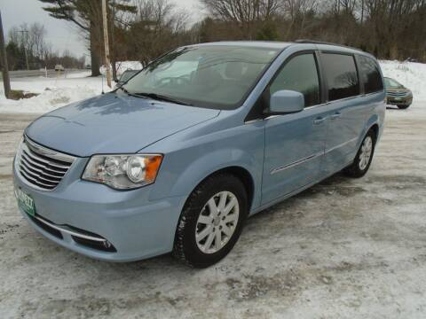2013 Chrysler Town and Country for sale at Wimett Trading Company in Leicester VT